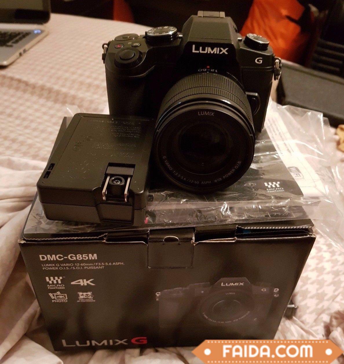 Panasonic LUMIX DMC-GH4-YAGH Camera / Interface Unit Kit