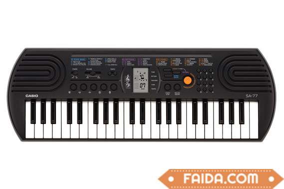 Casio, Electronic Keyboard SA-77