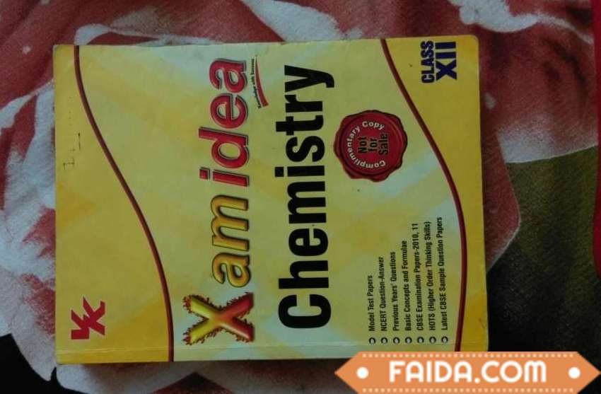 Exam idea Chemistry Book