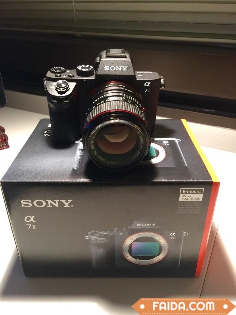 Sony Alpha a9 / a6300 / Sony A7R Ii / Sony Alpha a7S