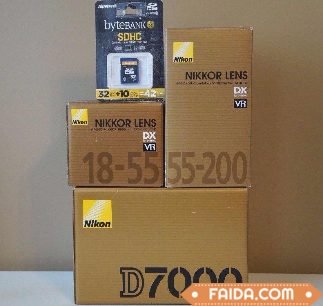 Nikon D810 / D800 / D7000 / D500 / / D7100 Digital Camera