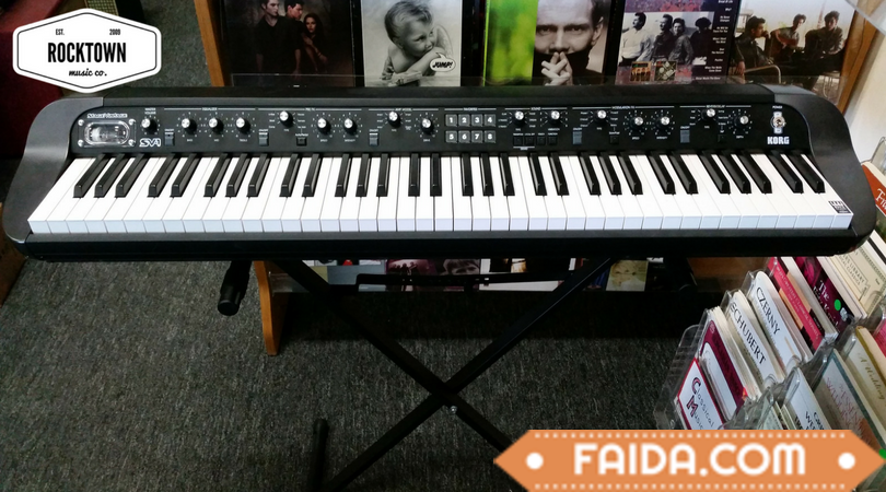 The Korg SV-1 73-Key Vintage Stage Piano