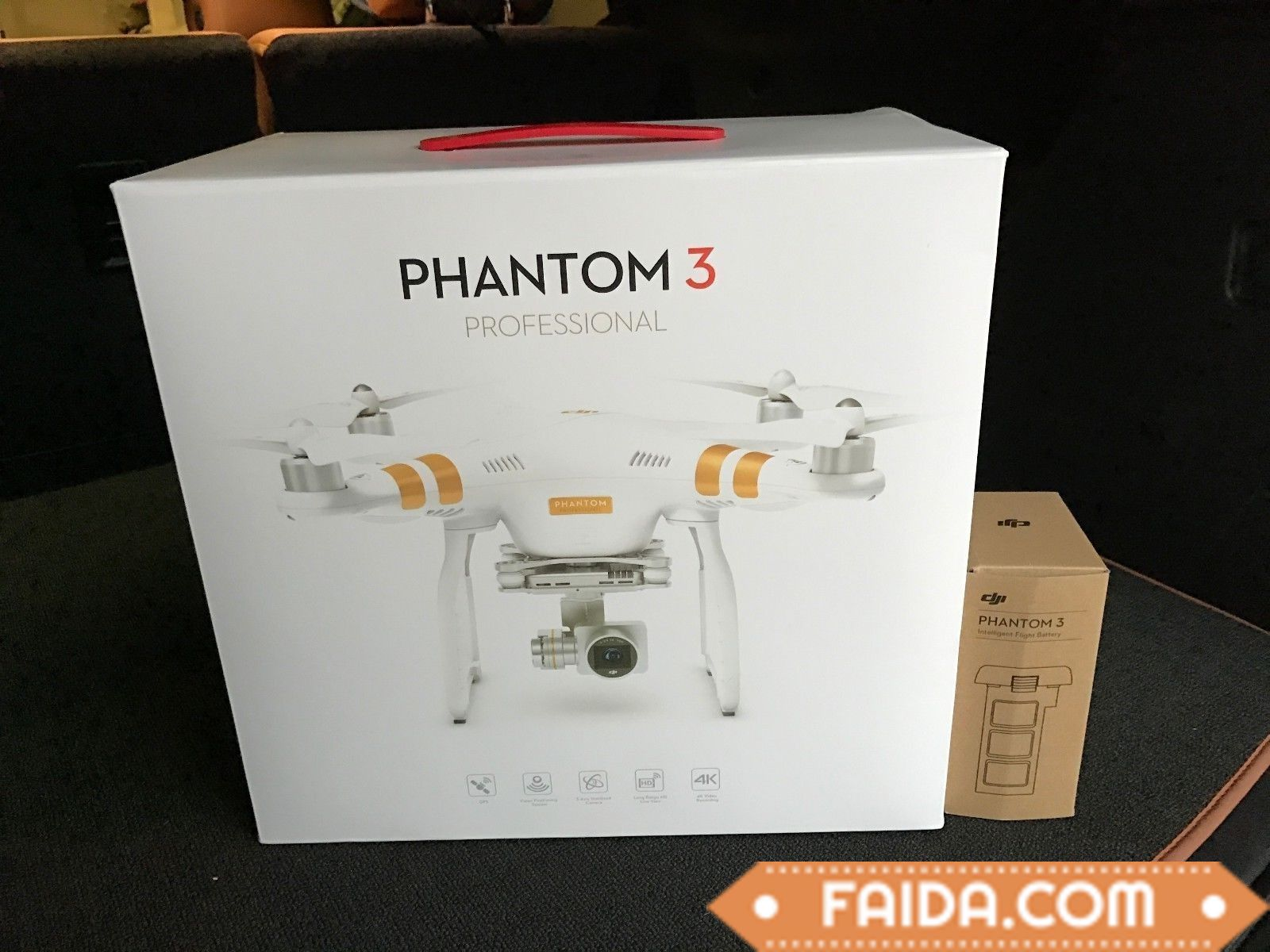 DJI Phantom 3 Professional RC Drone