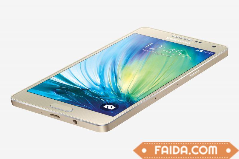 Samsung galaxy A5, Gold
