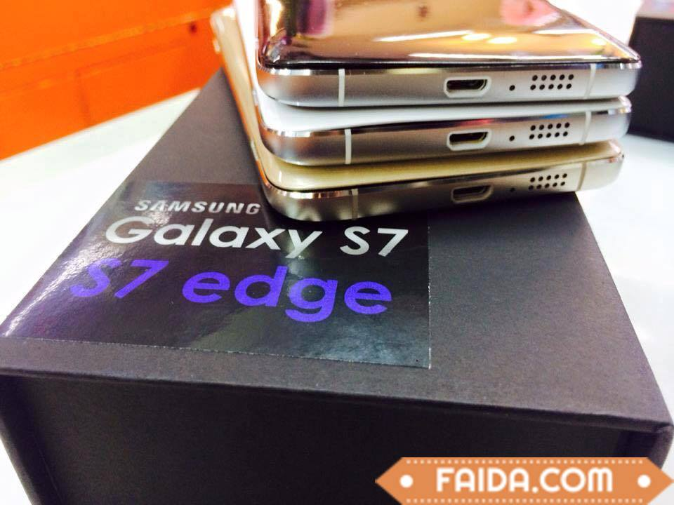 Brand new unlocked Samsung Galaxy S7 Edge