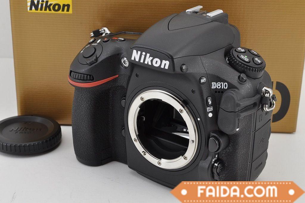 Original Nikon D810 DSLR Camera