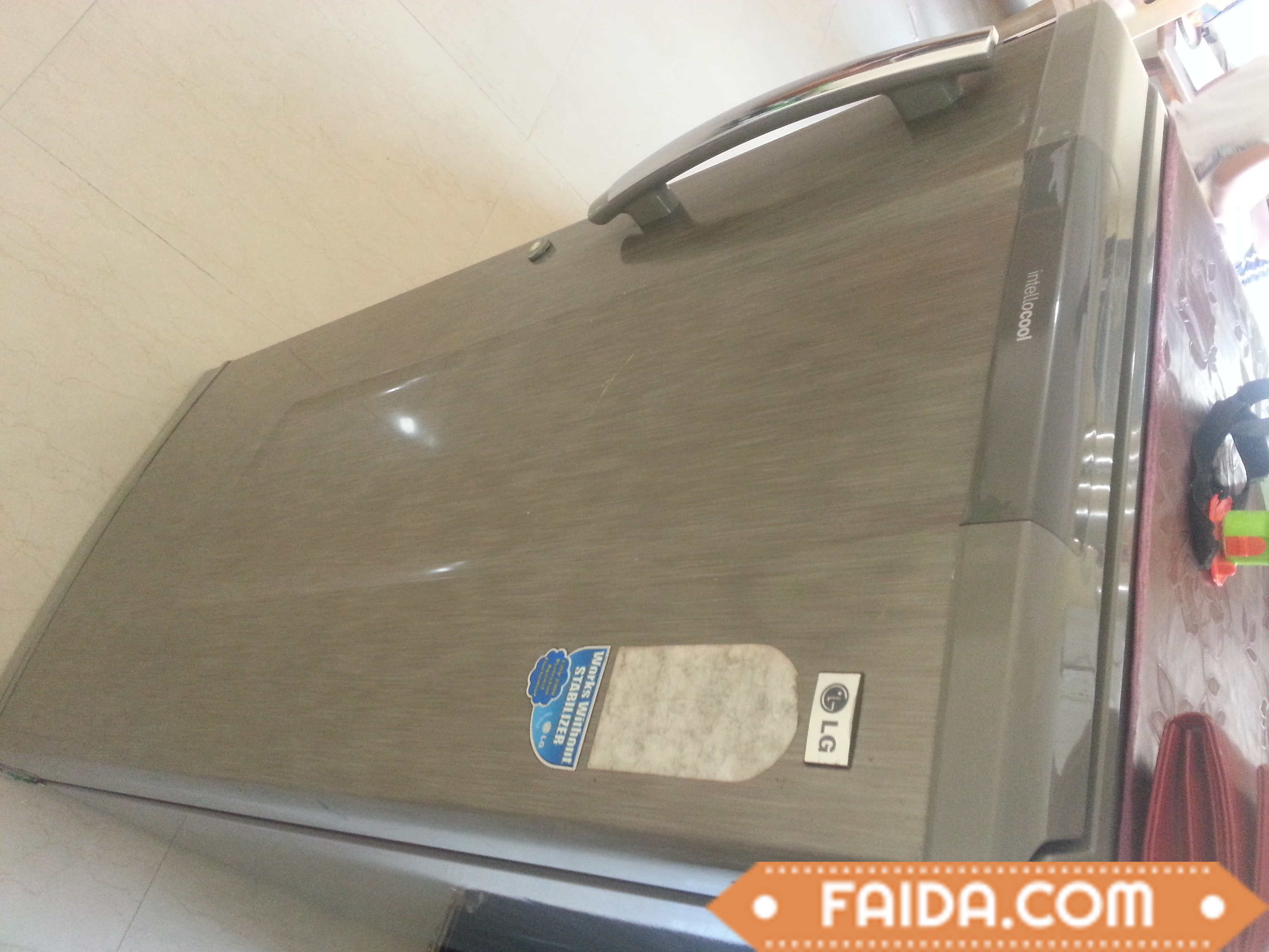 Single door LG 180l refrigerator excellent condition