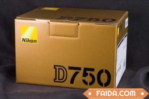 Complete Nikon D750 + AF-S NIKKOR 24-120mm